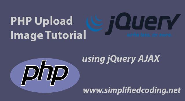 php upload image