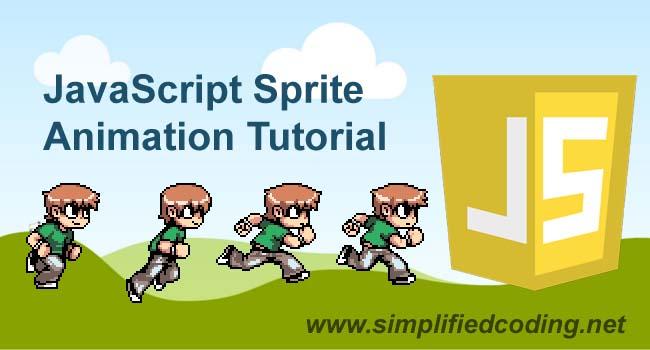 JavaScript Sprite Animation Tutorial