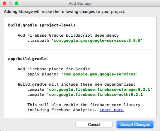 firebase storage tutorial