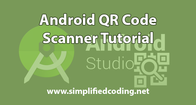 Android studio tutorial scan qr code by camera youtube.