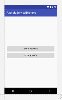 android service example