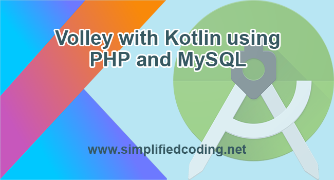 volley with kotlin