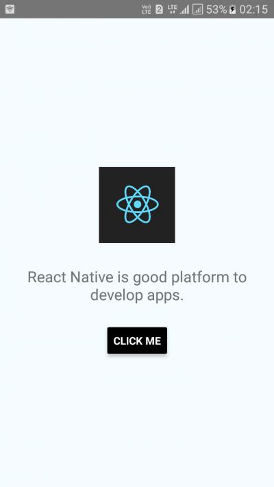 React Native Tutorial