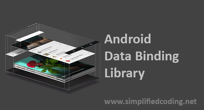 Android Data Binding Library Tutorial with Firebase