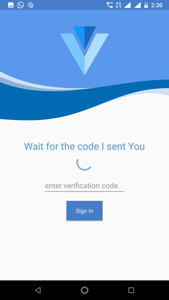 firebase phone authentication 2