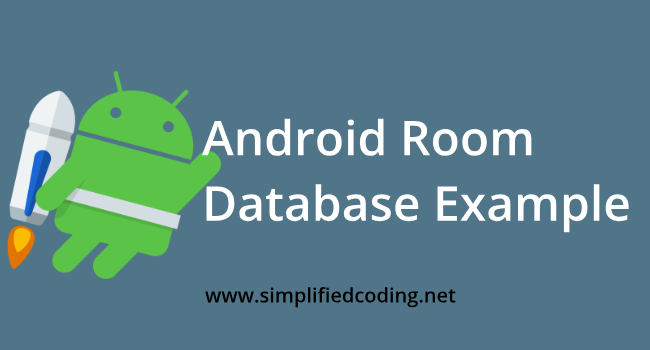 Android Room Database Example - Building a Todo App