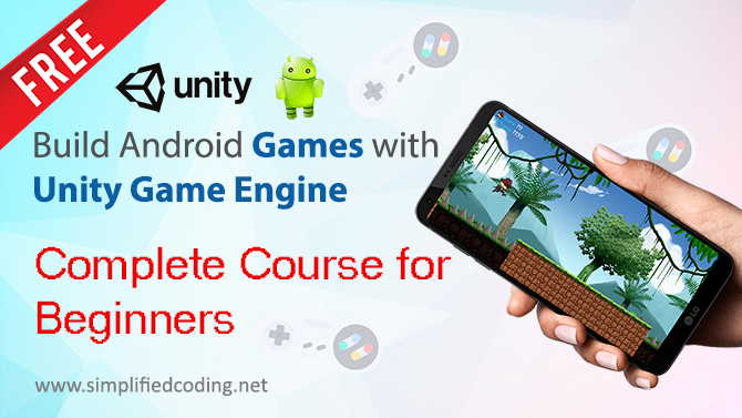 Android Game Development Course for Beginners