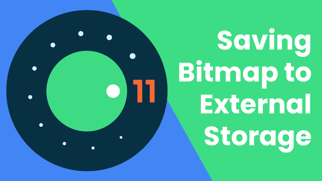 Android Save Bitmap to Gallery - Download and Save Image from URL