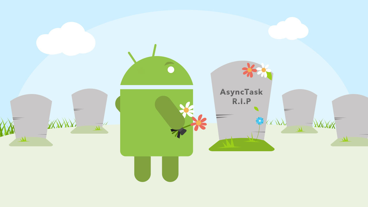 android asynctask deprecated