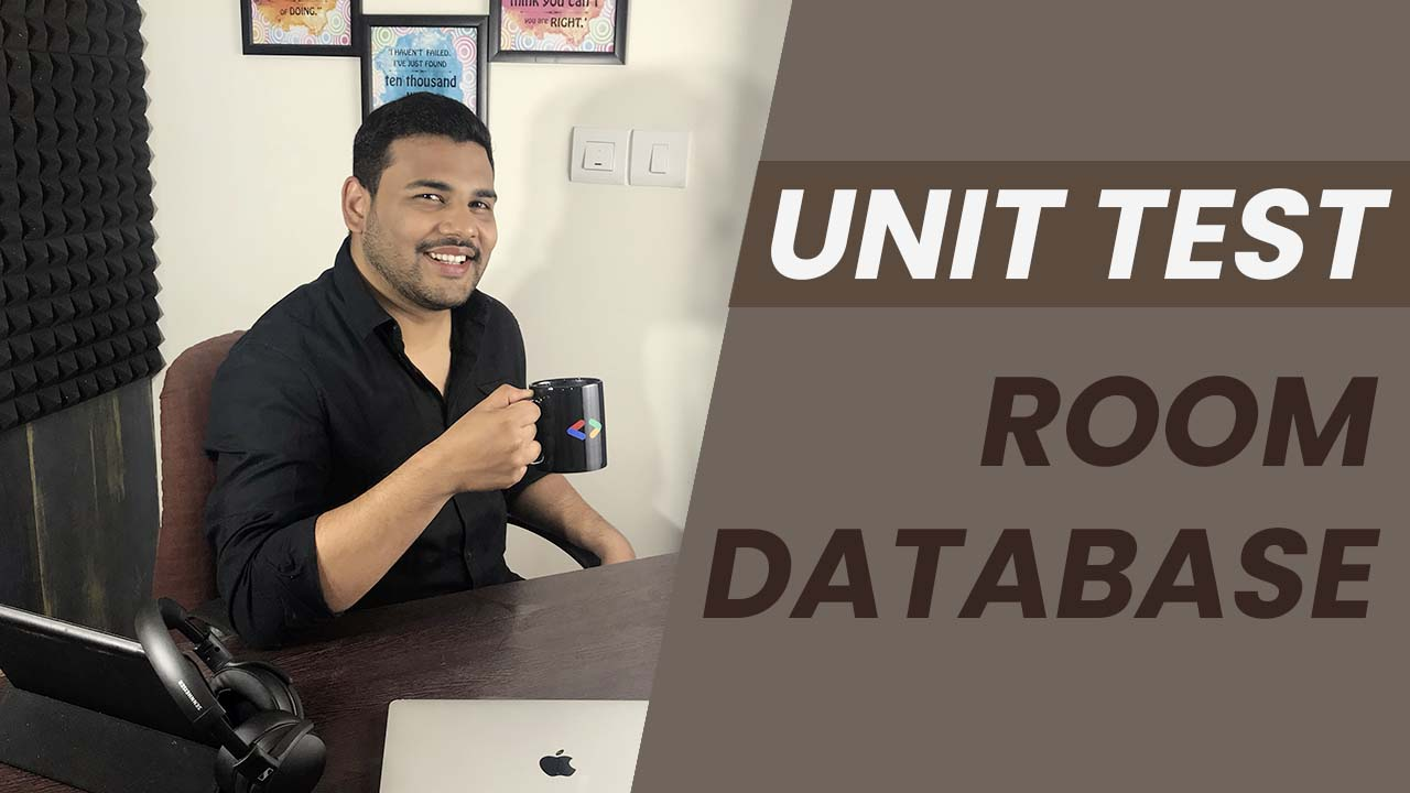 Android Unit Test Room Database - Testing Room DAOs